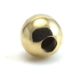 TL - Gold Micro Plain Ball