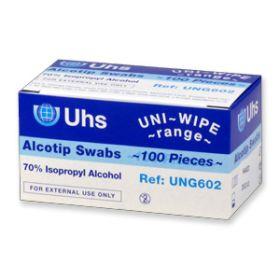 Alcotip Disinfectant Swabs