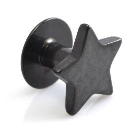 Black Titanium Skin Diver with Star