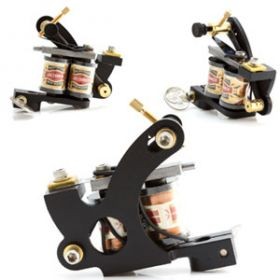 Docs Black Diamond Tattoo Machine