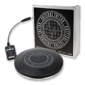 Critical Wireless Foot Pedal with Universal Receiver