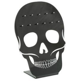 Skull Septum Ring Display - metal clips