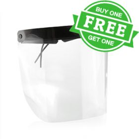 Adjustable Flip Up Face Shield