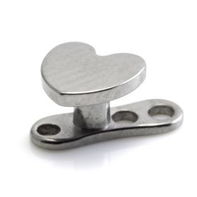 Standard Dermal Anchor with Ti Heart