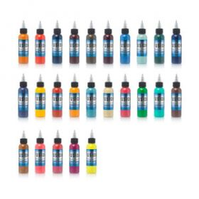 Fusion Ink 12 Primary Colours Set