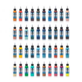 Fusion Ink Complete Set of 60 Inks
