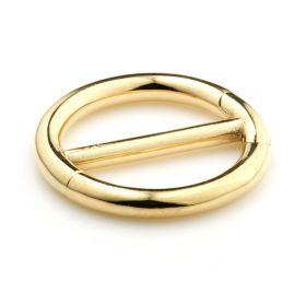 24K Gold Steel Double Nipple Clicker