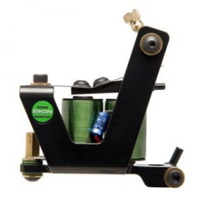 Eikon Green Monster Tattoo Machine