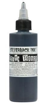 Silver Back INSTA Black - 4oz Ink