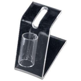 Clear Plastic Machine Holder