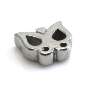 Steel Micro Butterfly
