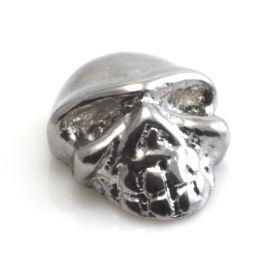 Steel Micro Skull