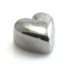 Steel Micro Heart