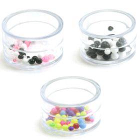 Ball Container - Acrylic Balls