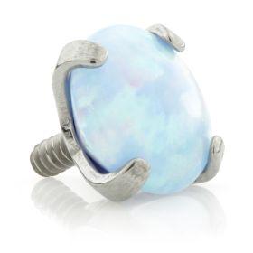 Opal Claw Set Micro Internal Thread Attachment