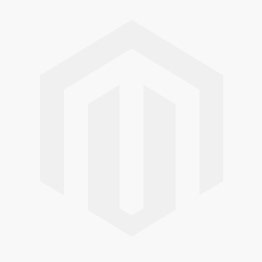 Titanium Opal Middle & Crystal Sides Micro Crescent Top - 1.2mm