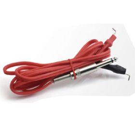 Red Silicon Clip Cord