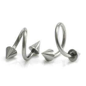 Steel Plain Cone Spiral