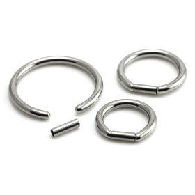 Steel Bar Closure Ring