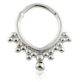 Steel V Shape Segment Ring
