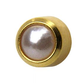Studex Mini Gold and Pearl Studs - Pack 12