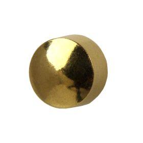Studex Regular Gold Plate Ball Studs - Pack 12