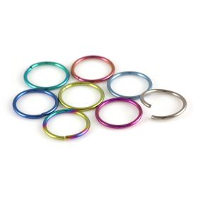 Seamless Titanium Rings