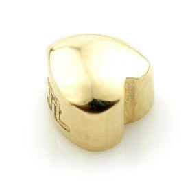 TL - 9ct Gold Micro Heart Attachment - External Thread