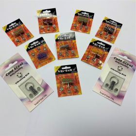 Vibrating Tongue bars and BCR's Steel (batteries not guaranteed) bag of10